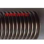 Gofruotas nerūdijančio plieno vamzdis : diametras DN25
