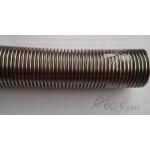 Gofruotas nerūdijančio plieno vamzdis : diametras DN50