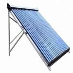 SCM20 vakuuminiai saulės kolektoriai su šiluminiu vamzdeliu