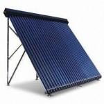 SCM3014 vakuuminiai saulės kolektoriai su šiluminiu vamzdeliu